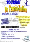 Affiche Tournoi Tennis-Ballon 2017
